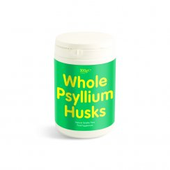 Whole Psyllium Husks 300g