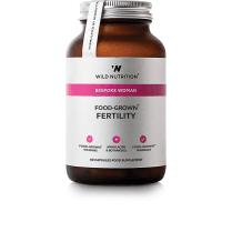 Wild Nutrition Women's Fertility Food-Grown - 60 Capsules