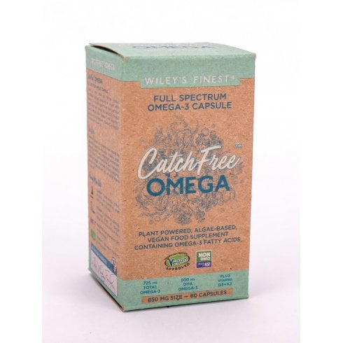 Wiley's Finest Catch Free Omega (Capsules) 60's