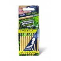 Woobamboo Interdental Brush Picks Small