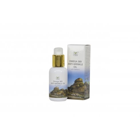 Y-Not Natural Omega 369 Anti-wrinkle Oil with Vitamin E 50ml
