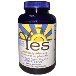Ultimate Organic EFAs (Peskin PEO's) - 120 Capsules Currently Unavailable