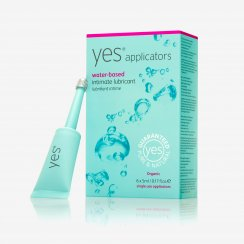 Yes Water Based Applicators 6 x 5ml